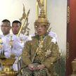 Рама X был коронован в качестве нового короля Таиланда