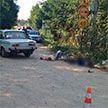 В Жабинке LADA насмерть сбила велосипедиста