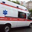 В Украине пациент выпал из кареты скорой помощи на полном ходу (ВИДЕО)