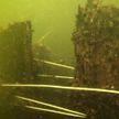 Ценная находка: на браславском острове Монастырь обнаружили остатки древнего моста