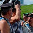 День военно-морского флота отмечают 25 июля