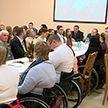 Лучшим белорусским паралимпийцам вручили награды