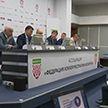 Геннадий Савилов подал в отставку с поста председателя Федерации хоккея Беларуси