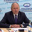 Премьер-министр Беларуси по видеосвязи провел переговоры с главой ЕБРР