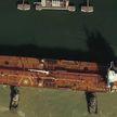 Второй танкер с азербайджанской нефтью для Беларуси разгружается в порту Одессы