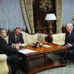 Президент Беларуси обсудил товарооборот с Чрезвычайным и Полномочным Послом Казахстана
