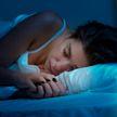 Сон при включенном телевизоре может привести к раку