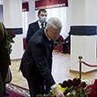 С народным художником БССР Леонидом Щемелёвым простились сегодня в Минске