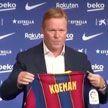 Из «Барселоны» уволили главного тренера Рональда Кумана