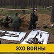 Эхо войны: новые находки обнаружены в результате раскопок под Осиповичами и Полоцком