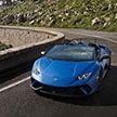 Мужчина купил Lamborghini и сразу разбил его (Видео)