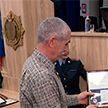 Работников минской милиции – ликвидаторов последствий аварии на ЧАЭС – чествовали в канун годовщины чернобыльской катастрофы