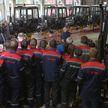 Лукашенко посетил МТЗ: как работает завод и о чем Президент говорил с трудовым коллективом
