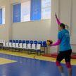 Волейболистки «Минчанки» продолжают тренировки несмотря на отмену соревнований