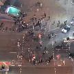 МВД: 5 тысяч человек приняли участие в протестных акциях 23 сентября