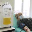 32 переболевших COVID-19 стали донорами плазмы в Беларуси