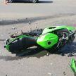 Мотоциклист попал в больницу после ДТП в Бобруйске. До этого байкера 138 раз привлекали к ответственности за нарушения