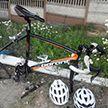 13-летняя девочка на велосипеде упала под авто в Минском районе