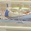 В Витебске впервые за последние семь лет родилась тройня