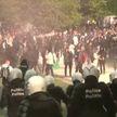В Бельгии протесты выходного дня переросли в массовые беспорядки