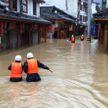 Семь человек стали жертвами сильных паводков на юге Китая