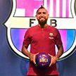 Артуро Видаль официально стал игроком «Барселоны»