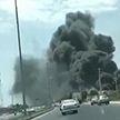 Пожар в порту Ирана уничтожил семь торговых судов