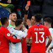 Аргентина лишилась Месси и победила Чили в матче за третье место Кубка Америки по футболу