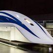 В Китае приступили к динамическим испытаниям поезда на магнитной подушке