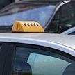 Такси врезалось в троллейбус в Гомеле