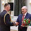 Лукашенко на вручении госнаград и генеральских погон: Вы – передовой отряд армии добра и созидания