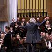 Любимые мелодии военных лет: «5 элемент» и Белорусский фонд мира организовали концерт в Белгосфилармонии