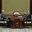 Итоги работы за год и планы преобразования судебной системы: Президент встретился с председателем Верховного Суда