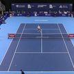 В Кёльне и Антверпене завершились два крупных теннисных мужских турнира