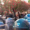 В Италии активисты протестовали против саммита G20