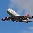 Самалёт авіякампаніі Virgin Atlantic выпадкова перавысіў хуткасць гуку падчас палёту