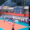 Волейболисты сборной Беларуси завершают подготовку к финальной части чемпионата Европы