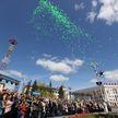 Праздничный гала-концерт ко Дню Победы начался в Минске