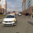 Машина такси сбила семилетнего ребенка в Жлобине