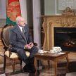 Александр Лукашенко дал интервью известному украинскому журналисту Дмитрию Гордону