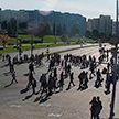 Несанкционированные акции протеста прошли в столице в минувшие выходные