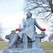 Задержан подозреваемый по делу в осквернении памятника Пушкину