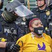 В Луисвилле задержали 24 участника беспорядков
