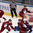 Беларусь на высоком уровне провела чемпионат мира по хоккею в первом дивизионе