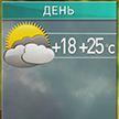 Прогноз погоды на 22 августа