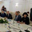 В рамках Форума регионов Беларуси и России состоялось пленарное заседание с участием президентов Беларуси и России