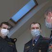 В Гродно приняли новых бойцов в молодежные отряды охраны правопорядка