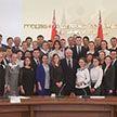 Александр Лукашенко встретился со студентами Гродненского университета