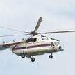 Белорусская авиация МЧС помогает тушить пожары в Турции