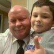 Пятилетний герой: мальчик спас семью из горящего дома
